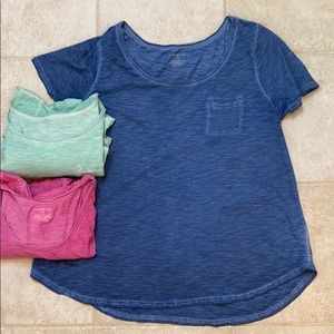 Lane Bryant pocket T-shirts size 18/20
